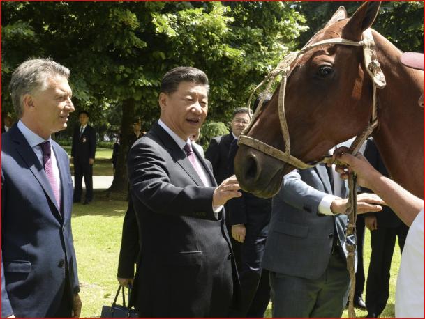 G20阿根廷送习近平一件意味深长的礼物
