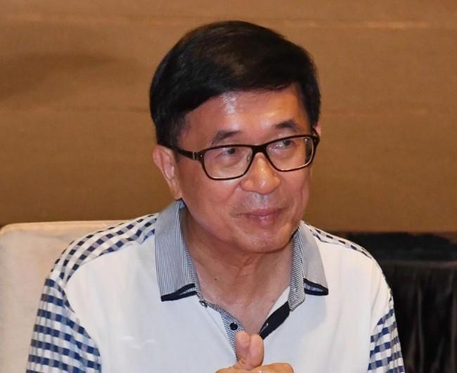 陈水扁想参加就职典礼? 韩国瑜欢迎