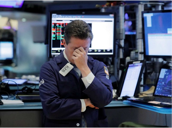 美股熊市只是刚刚开始   还要再跌半年