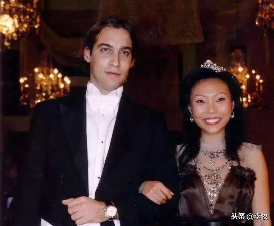 中国名媛盛产不绝 巴黎舞会闹剧传扬