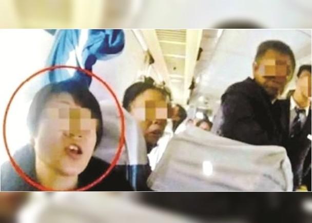 女子高铁霸座被拘留5日  网民一致赞好