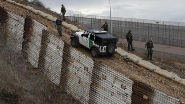 川普与民主党或就边境墙资金达成折衷