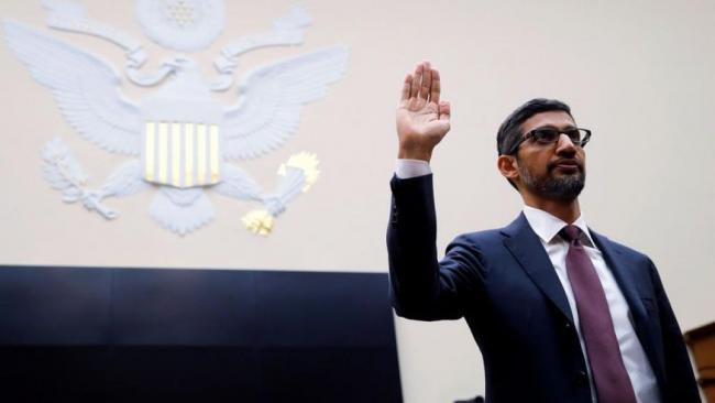 是否重返中国 谷歌与美国国会打太极