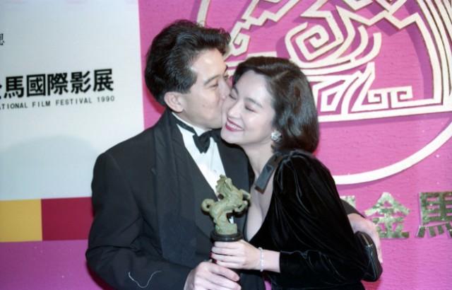 《滚滚红尘》重上映 林青霞婚变难现身