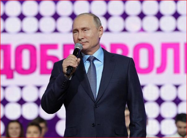 普京批判这类音乐 没一样能使国家进步
