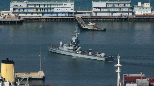 以色列据报开始审查中国一港口租用合同