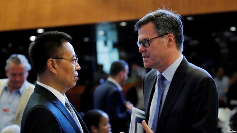 美在WTO继续抨击中国 称将引领WTO改革