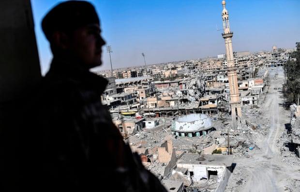 川普要从叙利亚撤军 这个盟友不干了