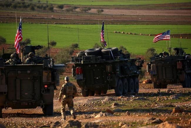 美军撤出叙利亚 或影响各方势力走向