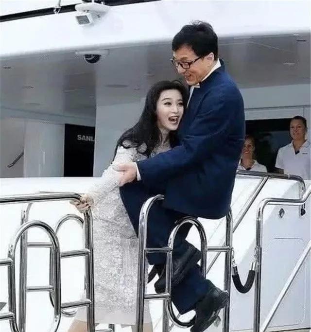 李冰冰公开怼成龙:喜欢范冰冰就去找她啊