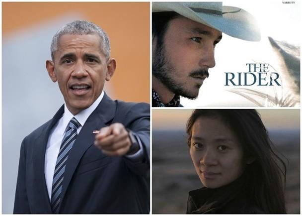 奥巴马年度最爱电影 中国女导演作品上榜