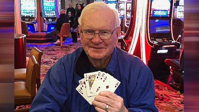 老婆击败癌魔 第二天老公赌场赢百万