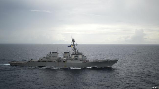 五角大楼敦促盟友来年加强南中国海巡航