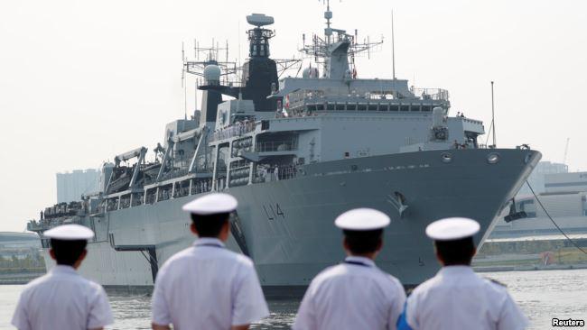 美国敦促盟友   明年加强南海联合巡航