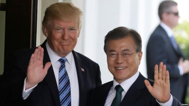 喜欢中国超过喜欢美国  文在寅缺什么
