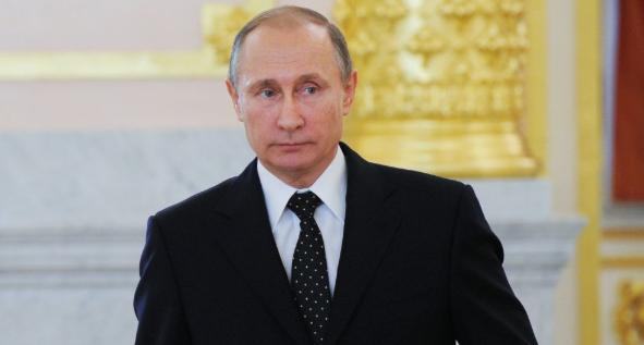 普京:俄罗斯从未有过帮手 也永远不会有