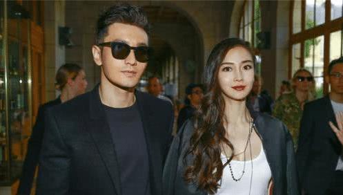 杨颖前男友 因黄晓明一句话三年无戏可拍