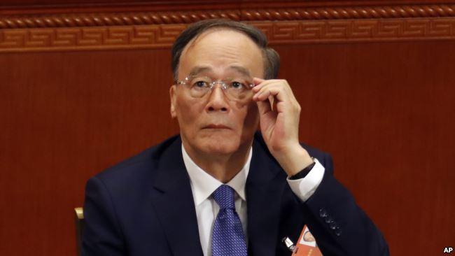 中国或派王岐山出席达沃斯世界经济论坛