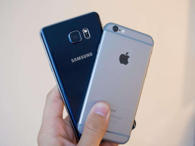 最新 苹果与三星电子达成协议