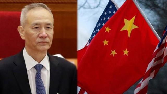 副部级贸易谈判结束 刘鹤再赴美国拆弹