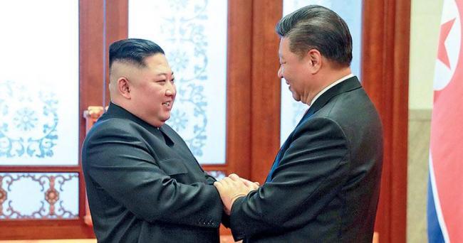 习近平金正恩联手抗美 朝鲜成巴铁第二