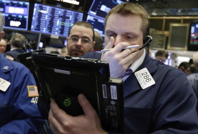 美国股市终止5连涨