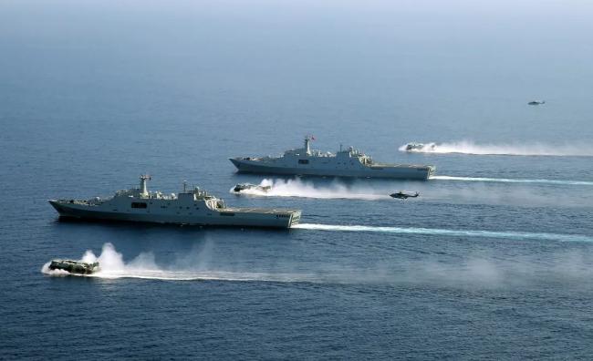 越南泄露南海谈判内容  中国怎么办