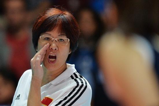 郎平任中国奥委会委员