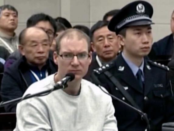 被中国判处死刑的加国人诠释NoZuoNoDie