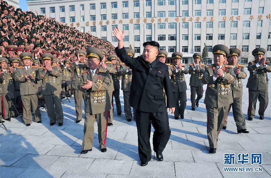 美国首度承认:朝鲜是拥核国家