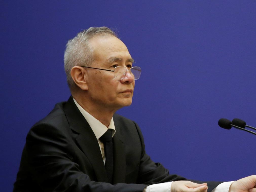 确定了!刘鹤获邀1月底访美贸易谈判