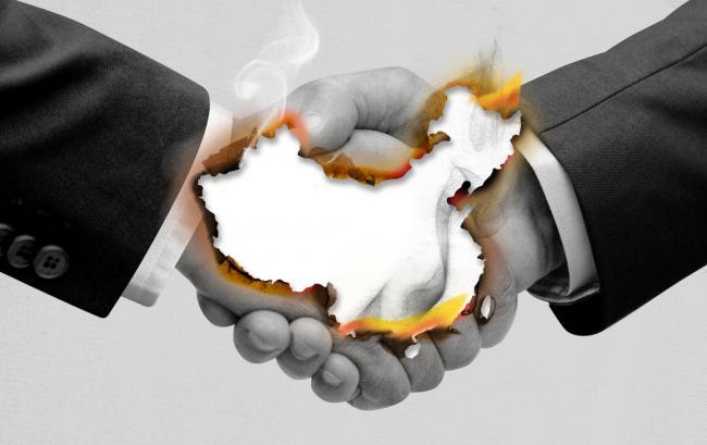 面对中国这个危险的对手 美国该怎么做