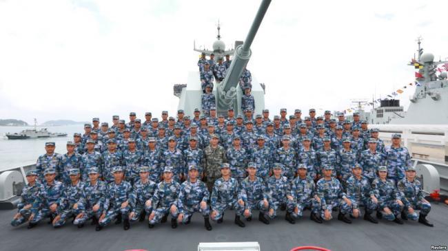 美国防部:统一台湾驱动中国军队现代化