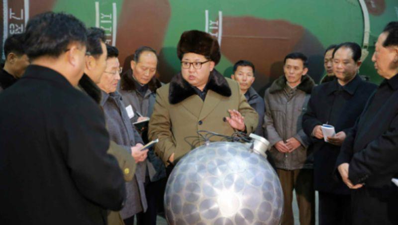 朝鲜加速生产导弹 将拥百枚核弹头