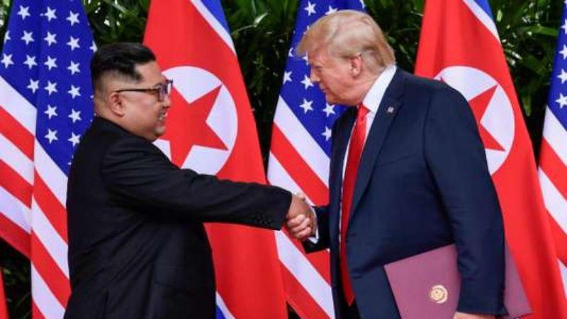 朝特使经北京飞华盛顿 无核谈判有突破?