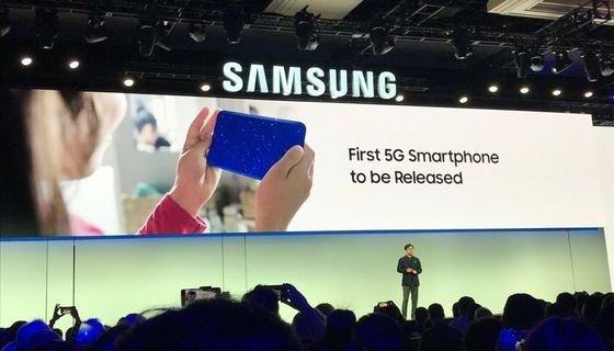 三星首款5G手机即将在越南实现量产