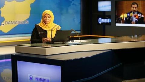伊朗女主播在美被捕 拘留所只提供猪肉