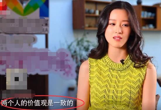 章泽天回答为何嫁给刘强东 只说一句话