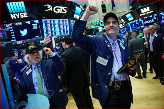 贸易协议利多推涨 美股连升4周