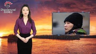 孟宏伟妻子再现法国媒体 释放出神秘信息 (视频)