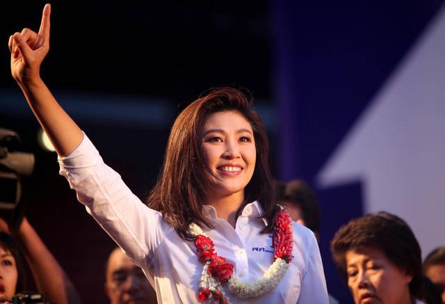 前女总理英拉  任职李嘉诚旗下公司