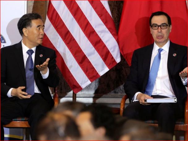 汪洋访美遇挫后 北京反思战术失误