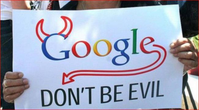 欧洲挥起科技大棒  谷歌首当其冲遭重罚