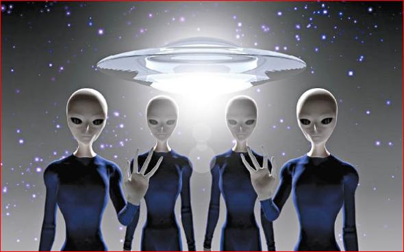 有关外星人:霍金称早已不是肉体凡胎
