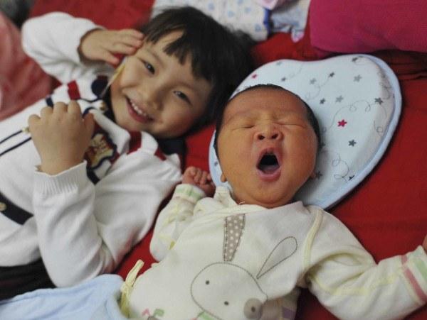 全面放开生育政策 中国或将人口两极化