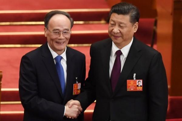 王岐山与习近平必互殴  中国成孤家寡人