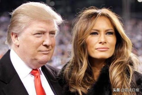 特朗普夫妇貌合神离?白宫官宣:他俩好着呢!