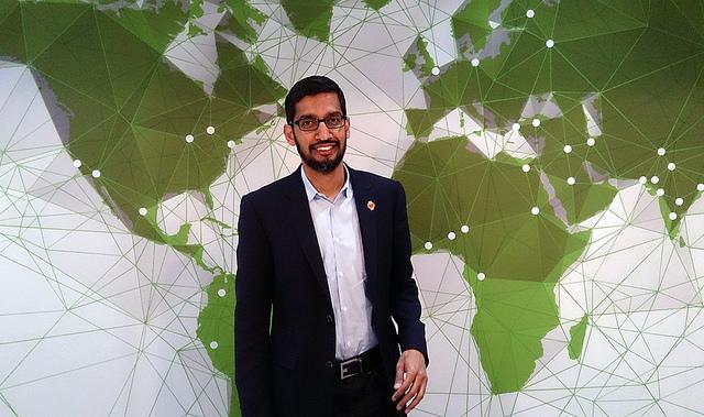 谷歌CEO被质问:为何同事在硅谷艰难