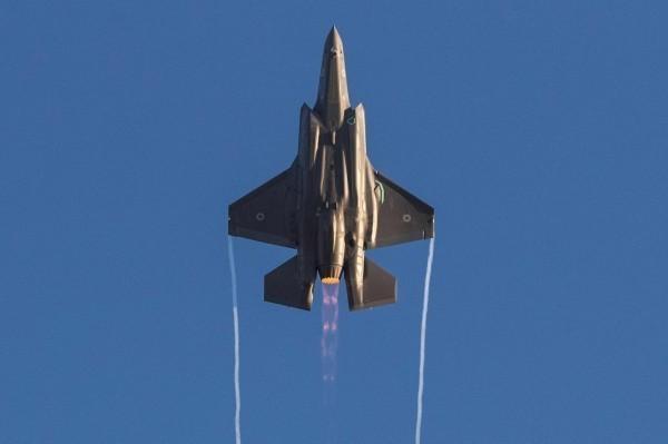 """中国雷达被以色列F-35轰烂 被嘲""""垃圾"""""""