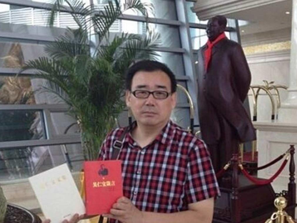 华裔作家杨恒均被中方关押指定居所监视